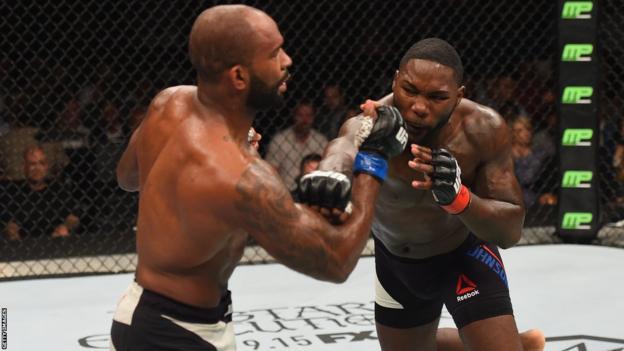 Anthony 'Rumble' Johnson