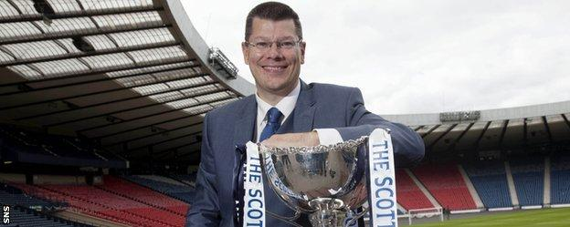 The SPFL have announced radical changes to the League Cup format