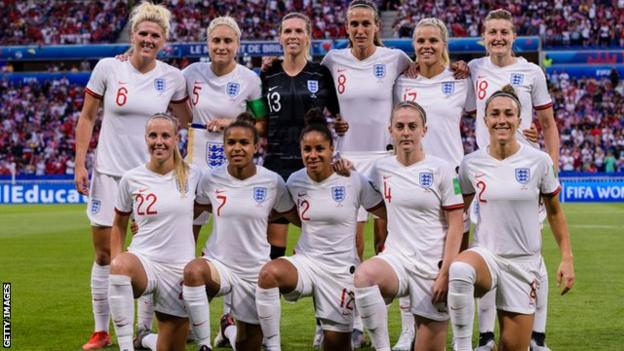 England's World Cup semi-final starting XI