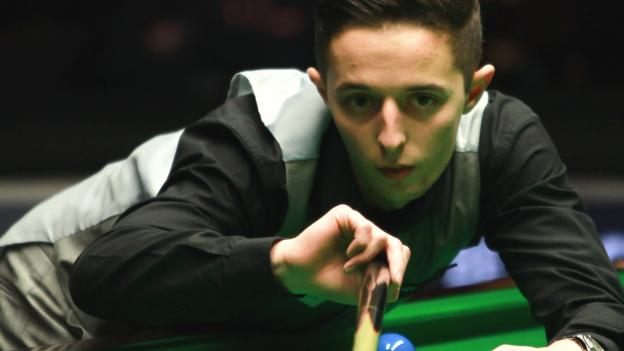 UK Championship: Joe O'Connor celebrates 'best win' over Ryan Day - BBC Sport