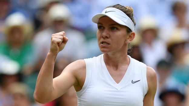 Wimbledon 2019: Simona Halep feels 'mentally stronger' for Serena Williams final