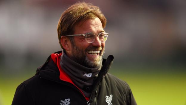 Jurgen Klopp: Liverpool boss say he does not need help after Manchester City go top thumbnail