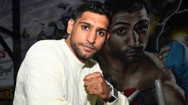 Terence Crawford v Amir Khan: Briton agrees shot at WBO world welterweight champion thumbnail