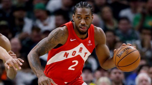 NBA play-offs: Toronto Raptors beat Milwaukee Bucks to lead series 3-2 thumbnail