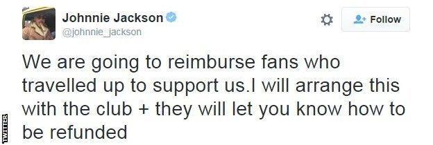Johnnie Jackson on Twitter