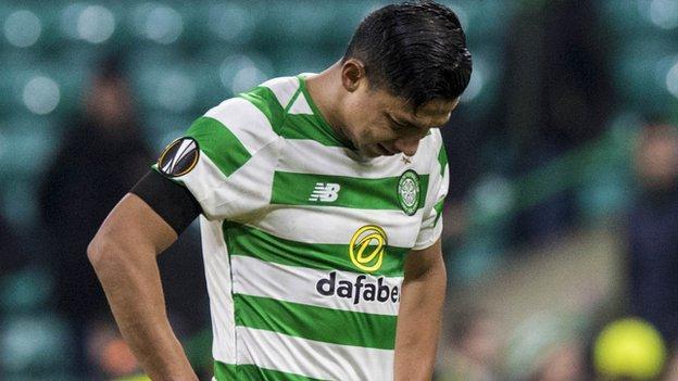 Celtic 0-2 Valencia: We made too many mistakes - Brendan Rodgers thumbnail
