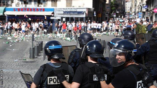 Trouble in Marseille