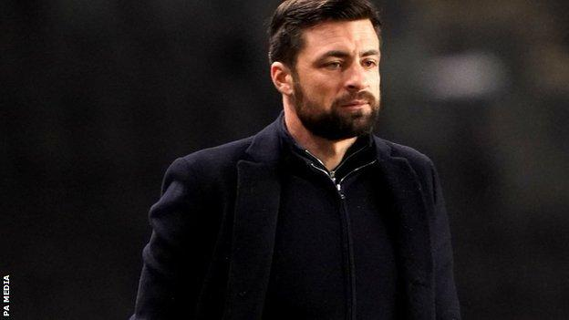 Russell Martin is in his first full season as MK Dons boss, having taken over in November 2019