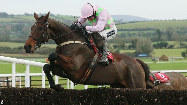 Djakadam and Ruby Walsh power to victory at Punchestown