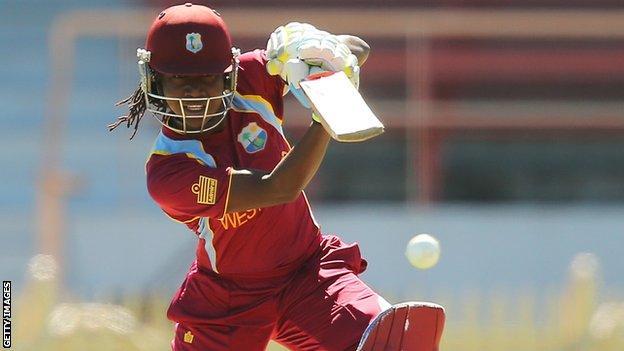 West Indies captain Stafanie Taylor