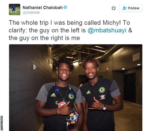 Nathaniel Chalobah Twitter