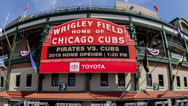Chicago Cubs fan banned from Wrigley Field for alleged racist gesture thumbnail