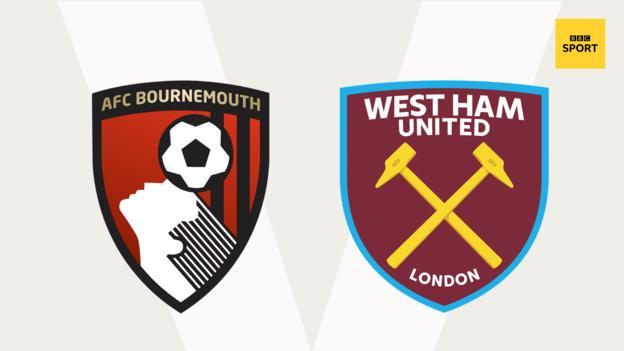 Bournemouth v West Ham