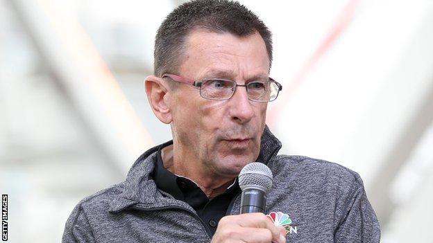 Paul Sherwen