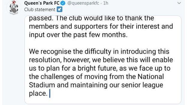 Queen's Park on Twitter