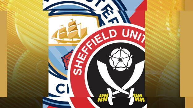 Man City v Sheff Utd