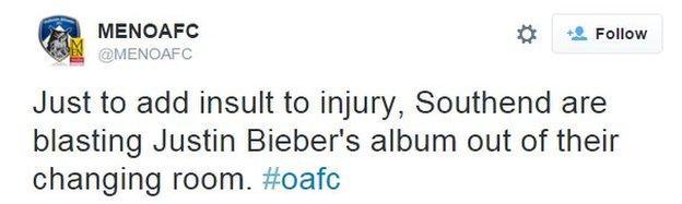 Manchester Evening News tweet