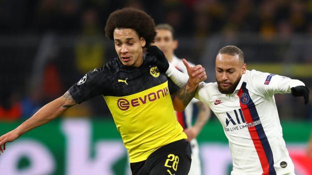 Champions League: Paris St-Germain v Dortmund will be behind closed doors thumbnail