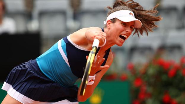 French Open: Johanna Konta doing all the right things as she heads to Roland Garros thumbnail