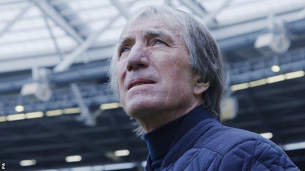 Bonds captained and managed West Ham
