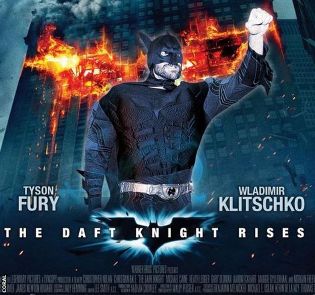 Daft Knight Rises