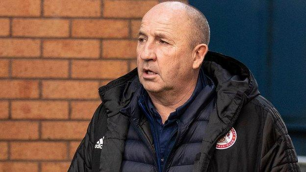 John Coleman's Accrington Stanley had both their Christmas games cancelled - at Doncaster, then the home game with Sunderland