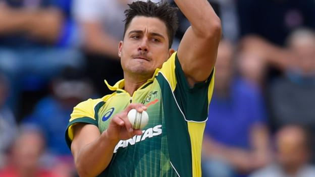 Marcus Stoinis: Kent Sign Marcus Stoinis And Adam Milne For T20 Blast