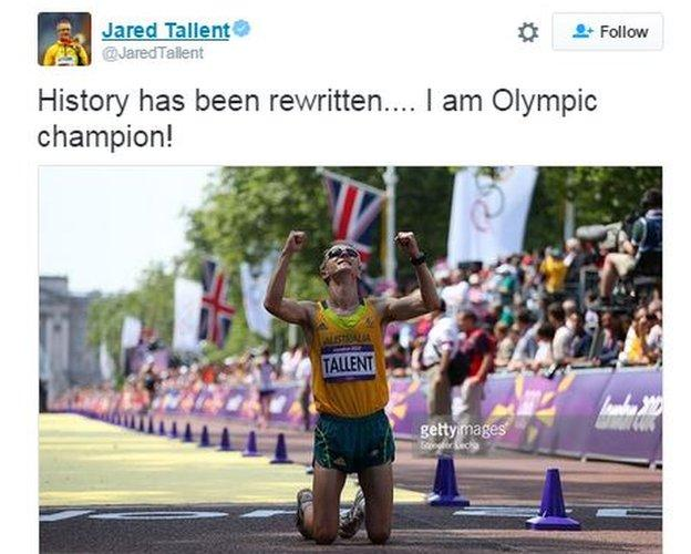 Jared Tallent