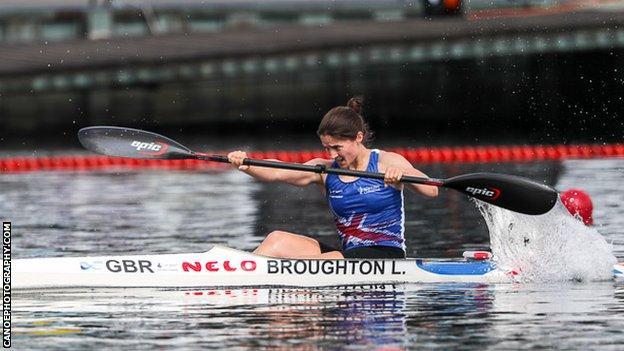 Lizzie Broughton