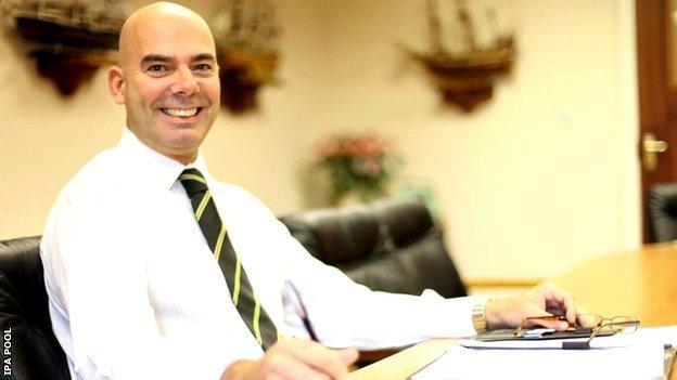 Kevin Barton, Chairman of IPA Pool