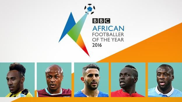 BBC African Footballer of the Year 2016