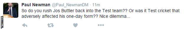 Paul Newman on Twitter