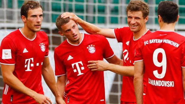 Werder Bremen salvage lifeline and champions Bayern win on Bundesliga's ultimate day thumbnail