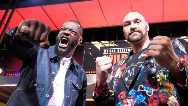 Deontay Wilder v Tyson Fury II: American vows to surpass 'idol' Muhammad Ali