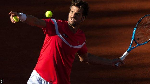 GB's Murray & Inglot beaten in Davis Cup doubles - highlights & report