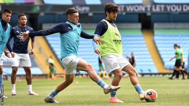 Foden'in formu, Manchester City'nin gerekli olmadığı anlamına geliyordu, David Silva geçen sezonun sonunda kulüpten ayrıldığında yerine yenisini koydu.