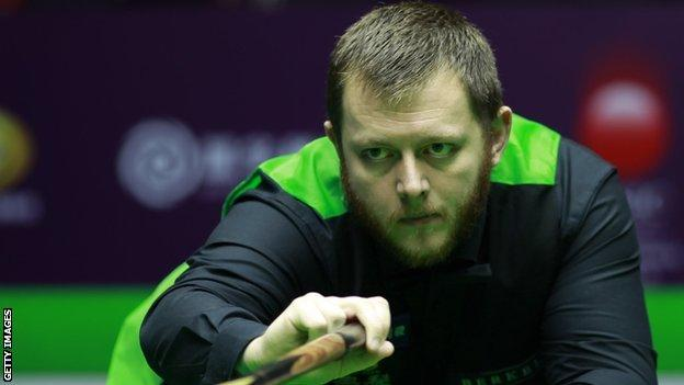 Mark Allen is sixth in the world rankings