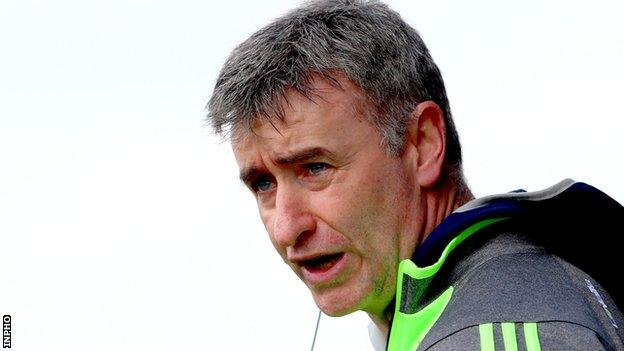 Mattie McGleenan's Cavan team remain top of Division Two with four wins from six games