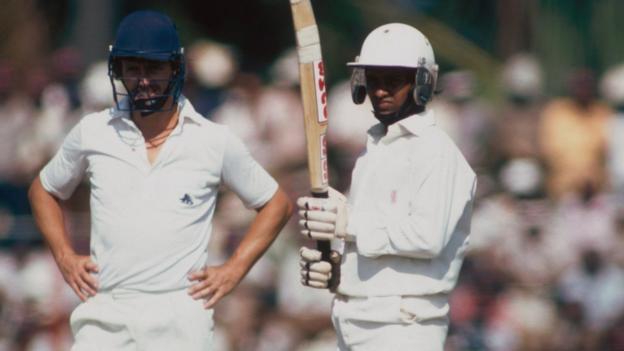 Geoff Cook & Arjuna Ranatunga