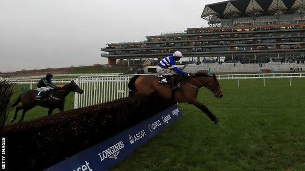 Cyrname leads from Altior