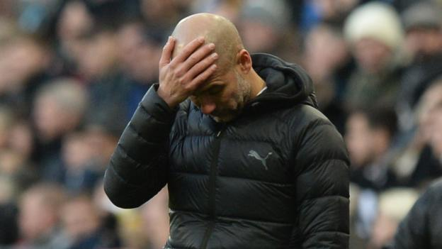 Premier League: Man City will 'fight until the last day' - but can they catch Liverpool? thumbnail