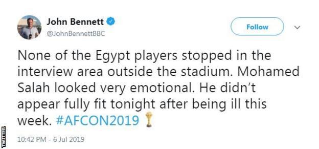 John Bennett Tweets