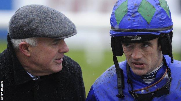 Ted and Ruby Walsh