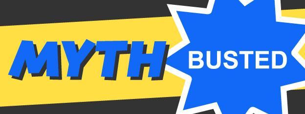 Myth busted logo