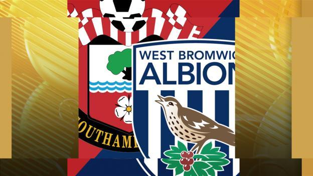 Southampton v West Brom