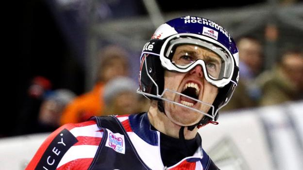 British skier Dave Ryding finishes sixth in World Cup in ...