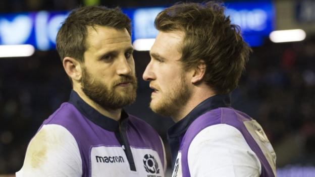 Scotland's Hogg, Seymour & Kinghorn ruled out against England thumbnail