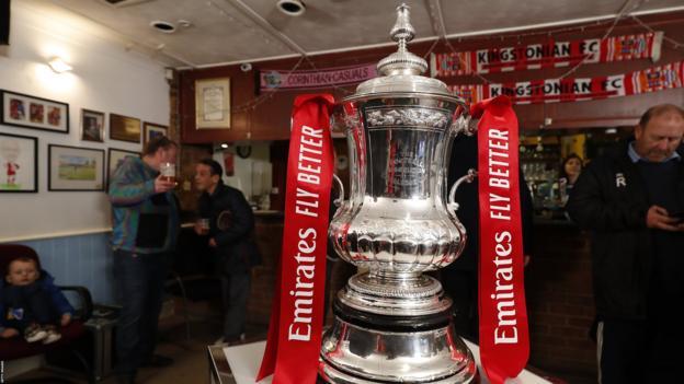 FA Cup final renamed to raise awareness of mental health thumbnail