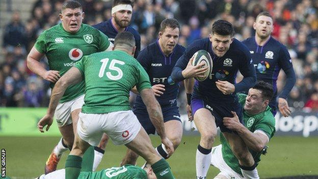 The 2021 Six Nations is scheduled to run from 6 February to 20 March
