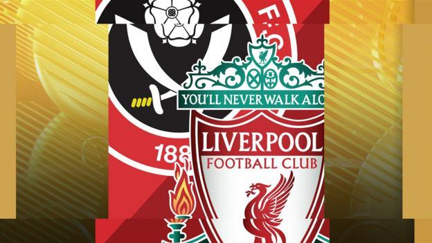 Sheff Utd v Liverpool
